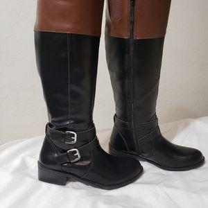 Arizona womens memory foam boots sz 7 new